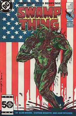 Swamp Thing Vol. 2 (1985-1996) #44