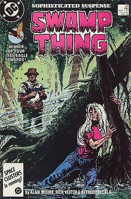Swamp Thing Vol. 2 (1985-1996) #54