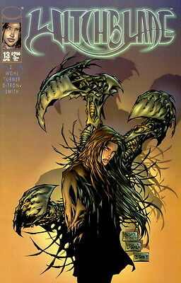 Witchblade (1995-2015) #13