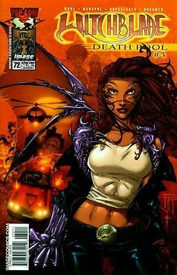Witchblade (1995-2015) #72