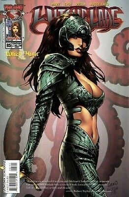 Witchblade (1995-2015) #85