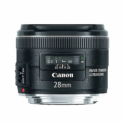 Canon EF 28mm f/2.8 IS USM *NEW*