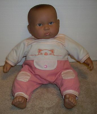 """19"""" BERENGUER Babies Newborn Baby Doll For Reborn or Play Weighted Marked"""