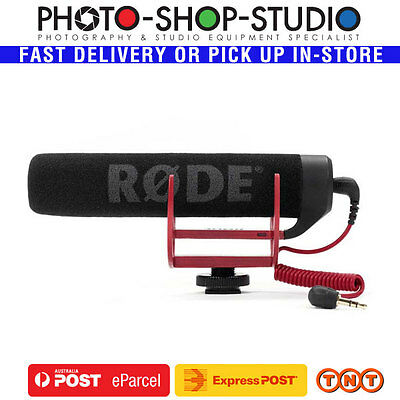 AU*Rode VMGO VideoMic Go Video DSLR Microphone (On-Camera) *Authorised Dealer*