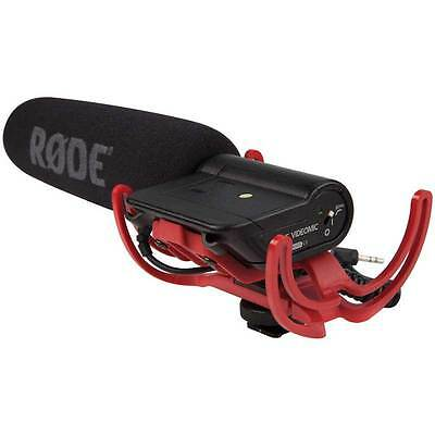 Rode VideoMic Rycote Video DSLR Condenser Microphone On-Camera Authorised Dealer