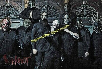"SLIPKNOT Nine Lives Music Poster # 23 24""x35"""