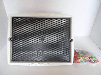 Vintage 1999 Hasbro Light Brite With 300-500 pegs! Works Great! Ships FAST!