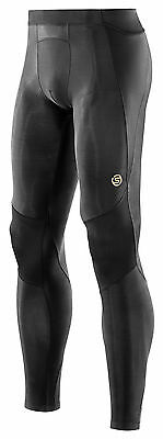 Skins A400 Compression Long Tight Herren Schwarz ZB99320019001
