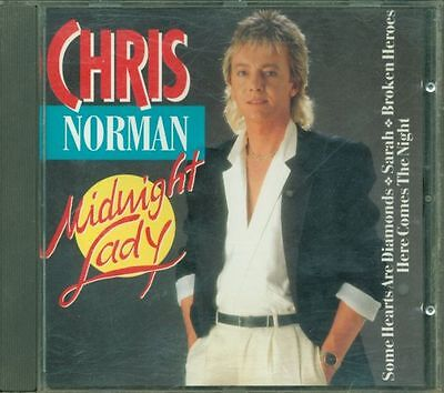 Chris Norman - Midnight Lady Ariola Express Germany Cd Sconto € 5 su Spesa € 50