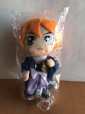 Rurouni Kenshin Official Genuine Kenshin Battousai Ver Plush *NEW*