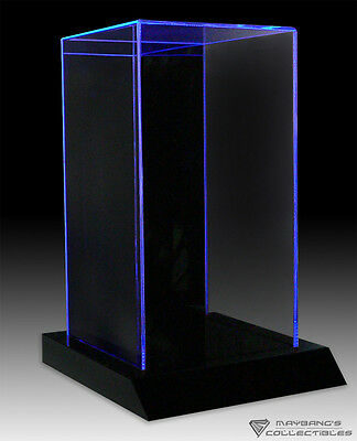 """Sideshow Maybang 3 LED Lighted Display Case 17"""" (Small Size) for Hot Toys Figure"""