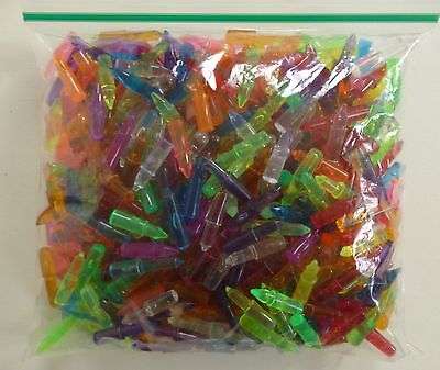 Lot of 500 Lite Brite Replacement Pegs