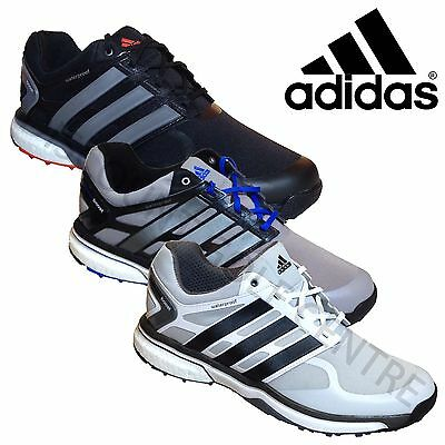 Adidas Men's AdiPower Boost Sport Waterproof Golf Shoes