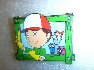 Disney Pin -  Disney Junior - Booster Collection - Handy Manny Only
