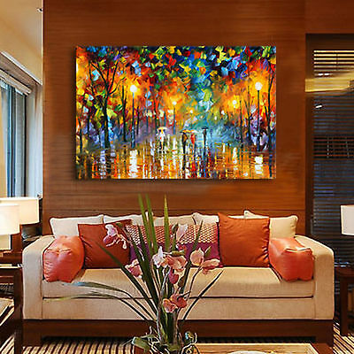 """24"""" x 36"""" Large Modern hand-painted Art Oil Painting Wall Decor canvas no framed"""