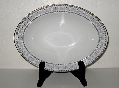 SANGO Hastings Oval Serving Bowl MINT