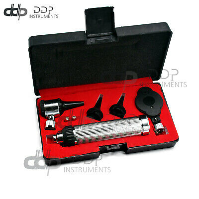 Otoscope & Ophthalmoscope Set ENT Medical Diagnostic Surgical Instruments-NT-528