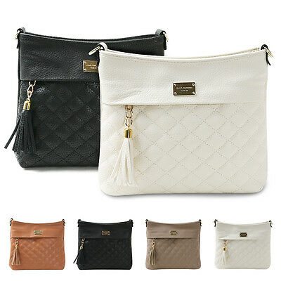 Women Fashion Handbags Cross body Shoulder Totes Satchel Ladies quilted bags New