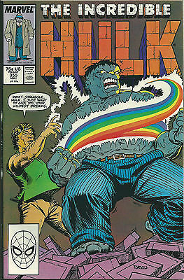 Incredible Hulk #355 (Marvel) Vf/nm