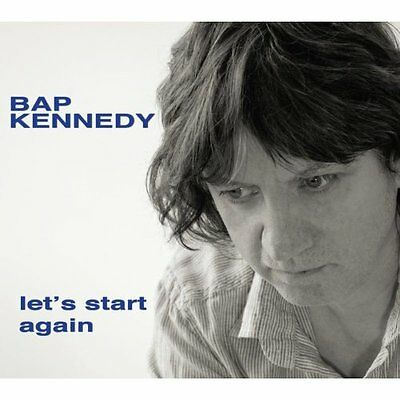 Bap Kennedy Let's Start Again Lp Vinyl 33Rpm New