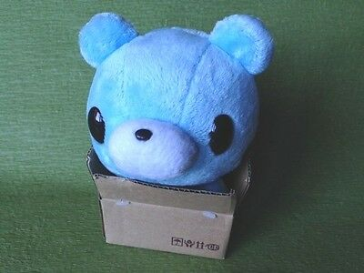 "Gloomy Bear 6"" Plush Doll Baby Blue in Cardboard Box '06 Taito Japan Promo Prize"