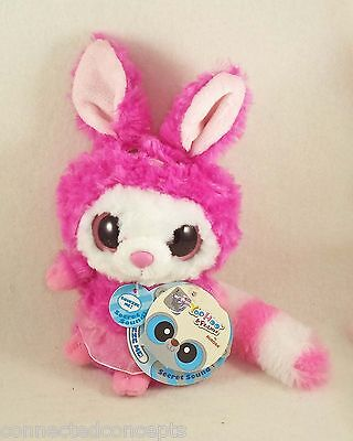YooHoo and Friends Pammee the Fennec Fox Spring Fling - Bunny (08661) NEW!