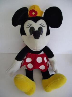 "Vintage 22"" Plush MINNIE MOUSE Disneyland Walt Disney World Stuffed Toy - Korea"