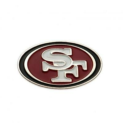 San Francisco 49ers - Metal Badge - NFL GIFT
