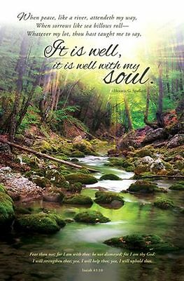 It is Well (Isaiah 41:10) Bulletins, 100