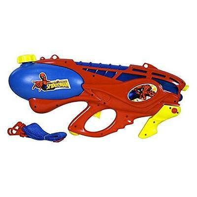 Spider-Sense Spiderman Large Childrens Boys Water Gun Super Soaker OFFICIAL NEW