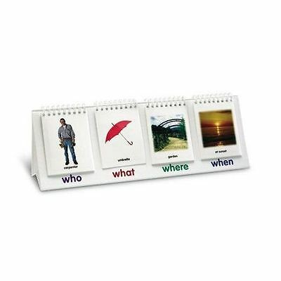 Creative Writing Flip Chart Real Photos Writing Promp Small Group Special Need