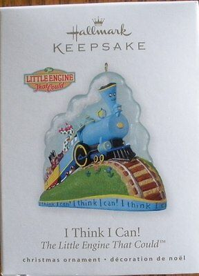 Hallmark 2010 - The Little Engine That Could - I Think I Can!