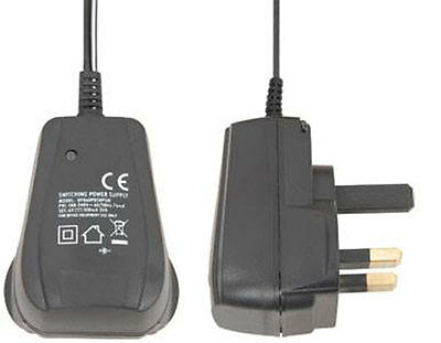 Murcury UK Switch Mode Power Supply With Adaptor Plugs FREE DELIVERY