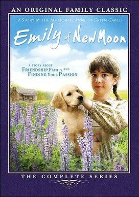 EMILY OF NEW MOON COMPLETE SERIES New Sealed 7 DVD Set