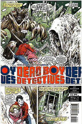 Dead Boy Detectives #10 (NM)`14 Litt/ Buckingham