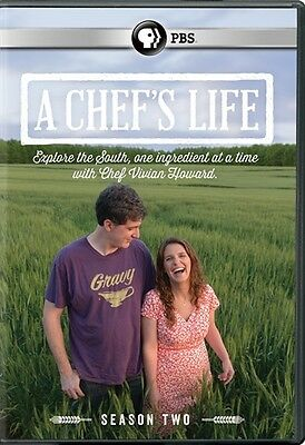 A CHEF'S LIFE SEASON TWO 2 New Sealed 2 DVD Set PBS