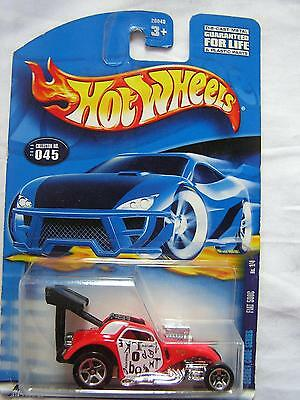 Mattel Hot Wheels FIAT 500C 2000 Coll 045 Secret Code Series 1 of 4 NEW