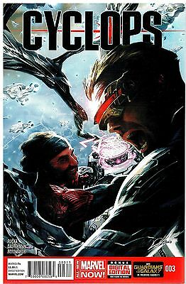 Cyclops No.3 / 2014 Greg Rucka / All-New Marvel Now!
