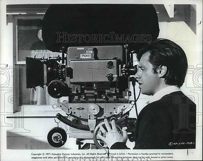 1971 Press Photo Peter Bogdanovich Writer Director of The Last Picture Show