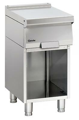 Bartscher 284804 - Work table with open base frame Series 700