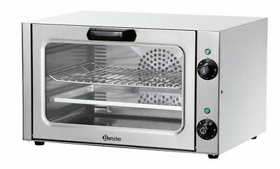 Bartscher A120880 - Convection oven electric multifunction single phase IE