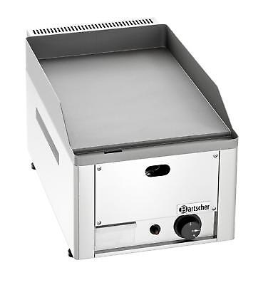 Bartscher A3700331 - Gas table-top griddle plate 32x48 cm 50-270°C