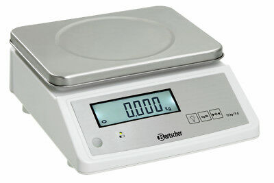 Bartscher A300117 - Electronic cooker scale 15 kg Division 2 gr