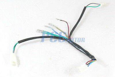 125cc lifan engine wiring harness chinese pit dirt bike xr70 xr50 crf50 i  wh12