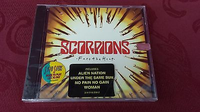 The Scorpions - Face The Heat CD SEALED Mercury Records 314 518 258-2 1993