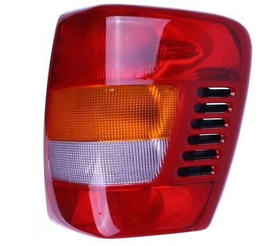 Right Tail Light with Circuit Board - Fits 1999-2004 Jeep Grand Cherokee - NEW