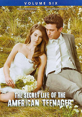 The Secret Life of the American Teenager, Vol. 6 (DVD, 2011, 3-Disc Set) NEW