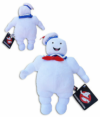 Play by Play Ghostbusters Peluche Plush Stay Puft 16-20 cm Officially Licensed