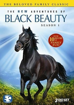 The New Adventures of Black Beauty: Season 1, Good DVD, Timothy Raby, Andrew Rob