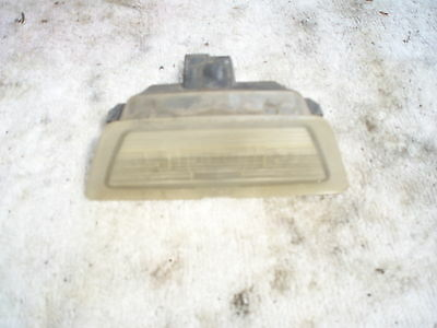 1998 - 2004 Vauxhall Astra G Mk4 Number Plate Light, Fast Dispatch Parts
